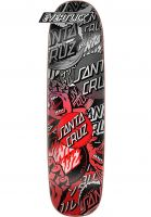 Santa-Cruz Skateboard Decks Classic Collage Everslick large vorderansicht 0260452