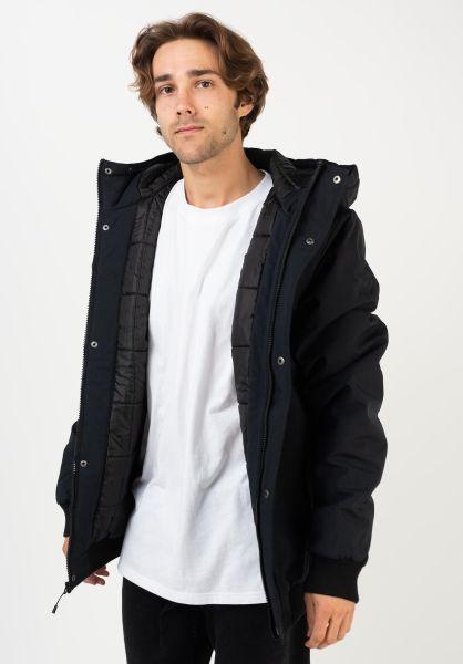 Billabong Winterjacken All Day Jacket blackheather vorderansicht 0250277
