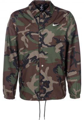 Nike SB Shield Jacket Coaches Erdl