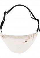Cleptomanicx Hip-Bags Simplist creme Vorderansicht