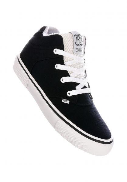 Djinns Alle Schuhe Chunk Lettermix black vorderansicht 0612497