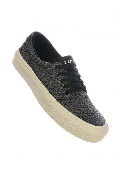 Straye Alle Schuhe Fairfax cheetah-charcoal vorderansicht 0612535