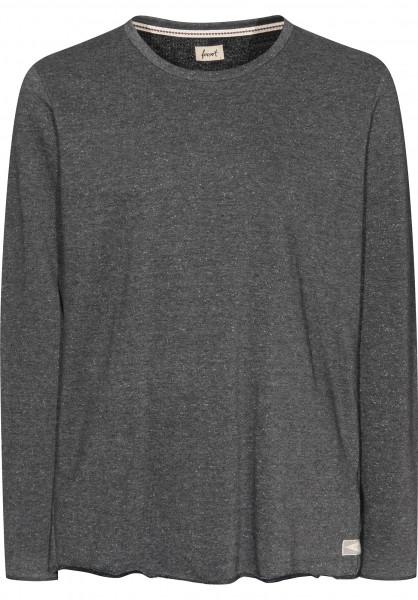 Forvert Sweatshirts und Pullover Sidcup greymelange Vorderansicht