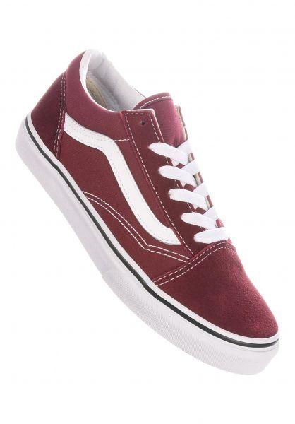 Vans Alle Schuhe Old Skool Kids andorra-truewhite vorderansicht 0216057