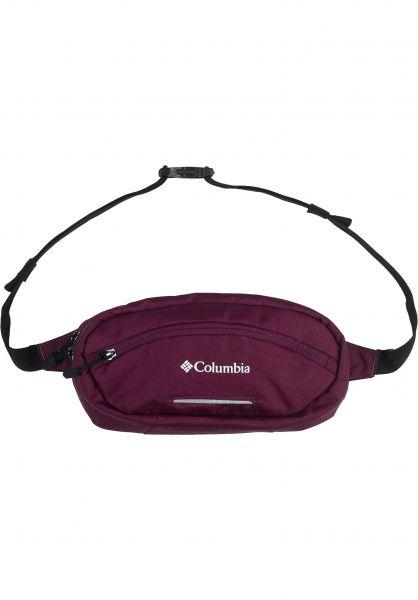 Columbia Hip-Bags Bell Creek darkraspberry vorderansicht 0169127