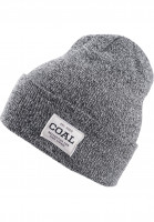coal-Muetzen-The-Uniform-black-marl-Vorderansicht