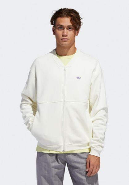 adidas-skateboarding Sweatshirts und Pullover Shmoo owhite vorderansicht 0422861