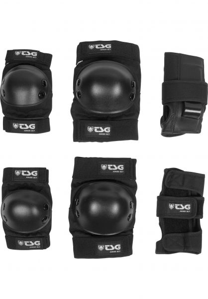 TSG Schoner-Sets Junior black vorderansicht 0076009