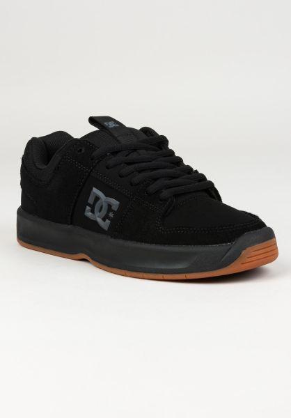 DC Shoes Alle Schuhe Lynx Zero black-gum vorderansicht 0604879