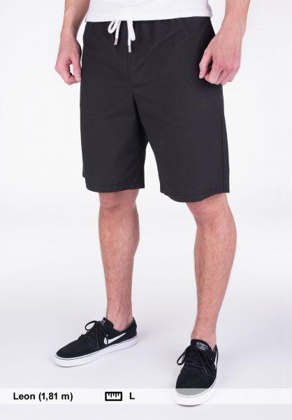 TITUS Shorts Bermuda Ric black Vorderansicht