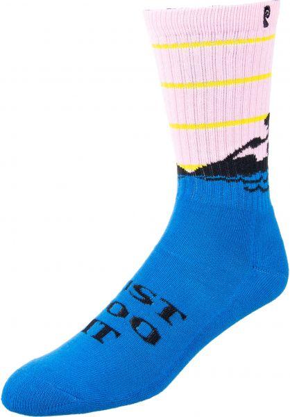 Psockadelic Socken Doo It neon vorderansicht 0631745