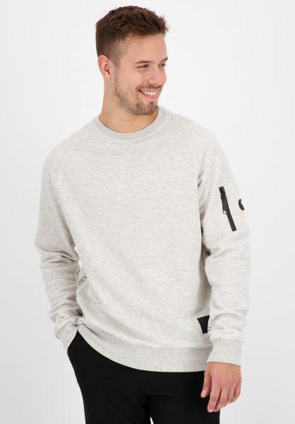 alife and kickin Sweatshirts und Pullover Vinn cloudy vorderansicht 0423239