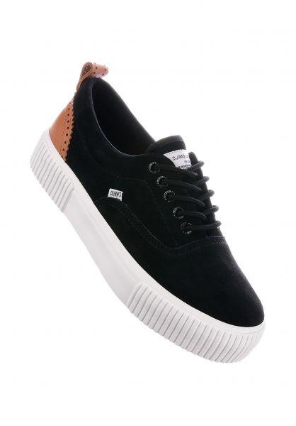 Djinns Alle Schuhe Sub Age Dapper black-white Vorderansicht
