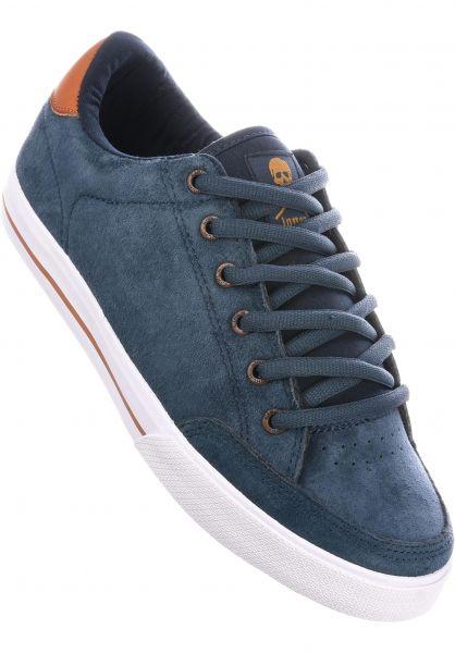 C1RCA Alle Schuhe Lopez 50 navy-brown-gum Vorderansicht