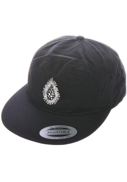 Volcom Caps Coral Morph black vorderansicht 0566993