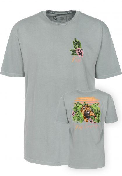 Neff T-Shirts Danger Paradise clover Vorderansicht