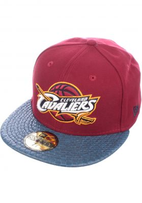 New Era 59fifty Cleveland Cavaliers
