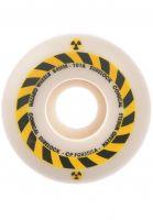 hazard-wheels-rollen-hazard-sign-conical-surelock-101a-white-vorderansicht-0134990