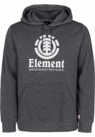 Element-Hoodies-Vertical-charcoalheather-white-Vorderansicht