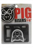 Pig-1-4-Hard-Riser-black-Vorderansicht
