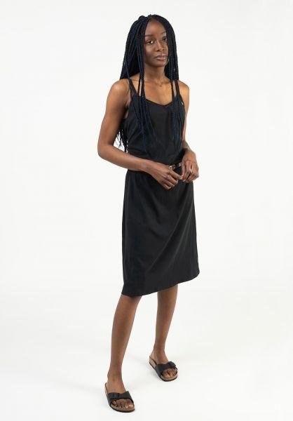 Ragwear Kleider Tyuna black 121 vorderansicht 0801584