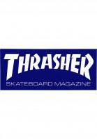 Thrasher-Verschiedenes-Skate-Mag-Standard-Sticker-blue-Vorderansicht