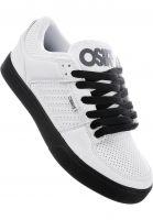 Osiris Alle Schuhe Protocol white-black-grey Vorderansicht