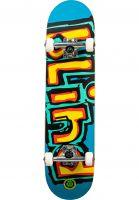 blind-skateboard-komplett-matte-og-logo-brightred-teal-vorderansicht-0161140