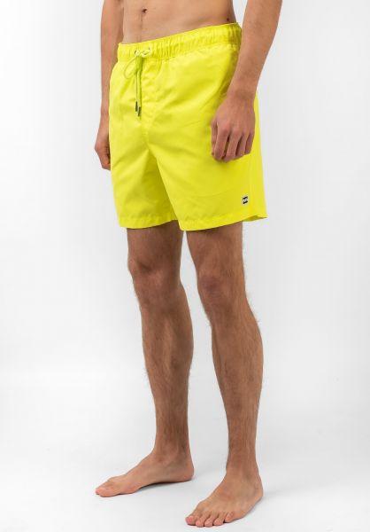 Billabong Beachwear All Day LB neonyellow vorderansicht 0205389