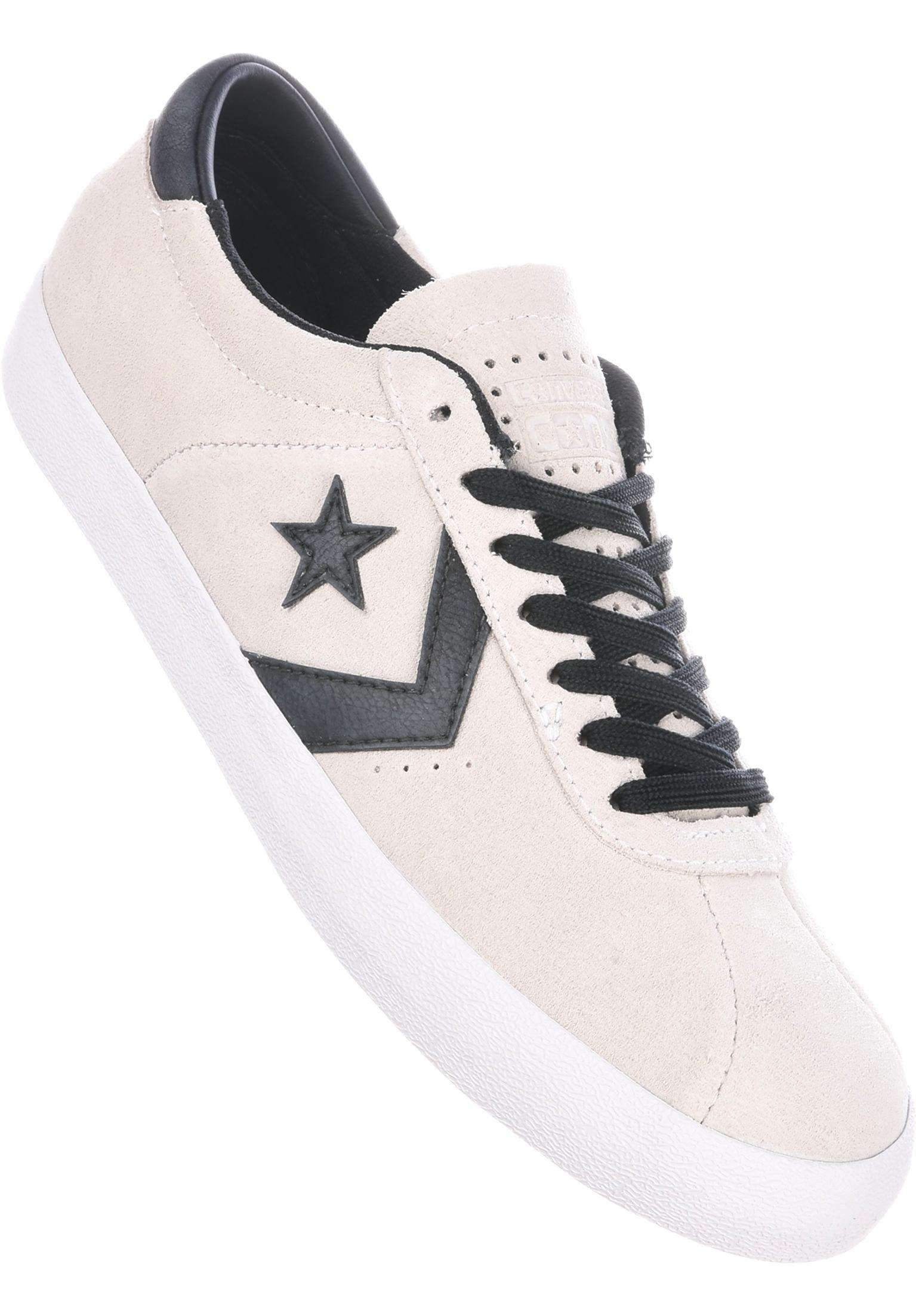 f48ee5738540 ... shop breakpoint pro ox converse cons all shoes in white black black for  men titus f822d