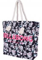 Billabong Taschen Essentials Tote feather-black-pebble Vorderansicht