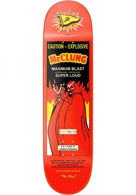 Primitive Skateboards McClung Firecrackers