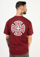 independent-t-shirts-meld-burgundy-vorderansicht-0322579