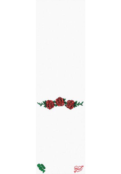 MOB-Griptape Griptape Krux Roses white vorderansicht 0142476
