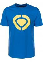 C1RCA T-Shirts Icon royalblue Vorderansicht