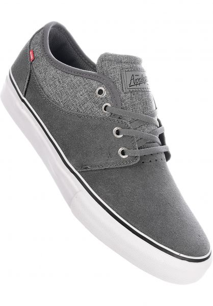 Globe Alle Schuhe Mahalo grey-chambray vorderansicht 0603058