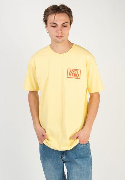 Anti Hero T-Shirts Reserve banana vorderansicht 0399583