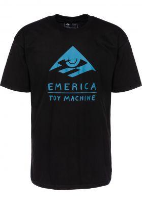 Emerica Toy Machine Tee