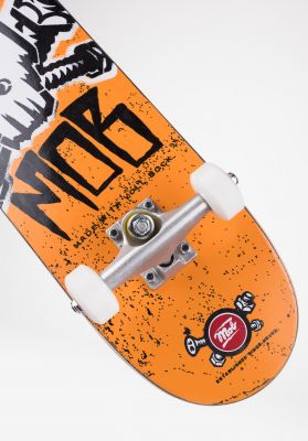 MOB-Skateboards Skull Stencil Mini