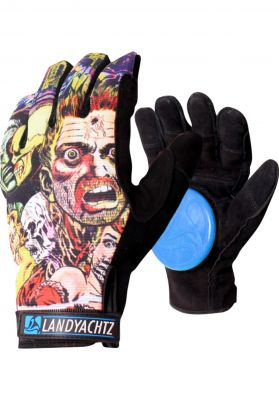 Landyachtz Comic Freeride Slide Gloves