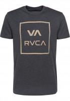 RVCA-T-Shirts-VA-All-The-Way-black-Vorderansicht