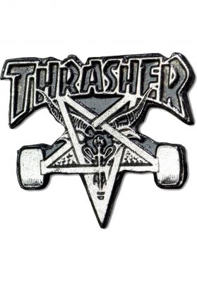 Thrasher Skategoat Lapel Pin