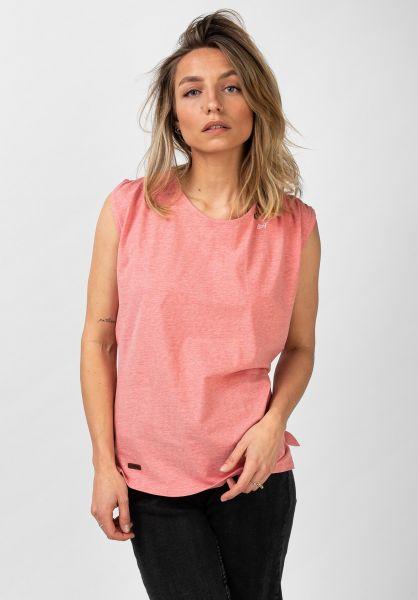 Ragwear T-Shirts Greta rose vorderansicht 0321149