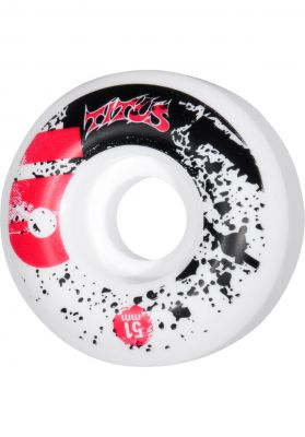 TITUS Basics Splash red 101A