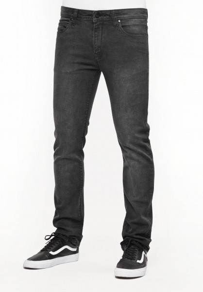 Reell Jeans Skin 2 fadedblack Vorderansicht