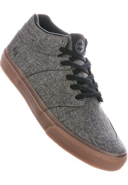 State Alle Schuhe Mercer darkgrey-gum vorderansicht 0603997