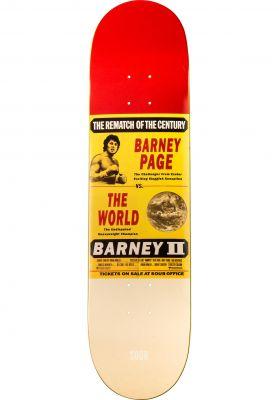 Sour Skateboards Barney II