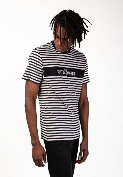 HUF T-Shirts Archive black vorderansicht 0320167