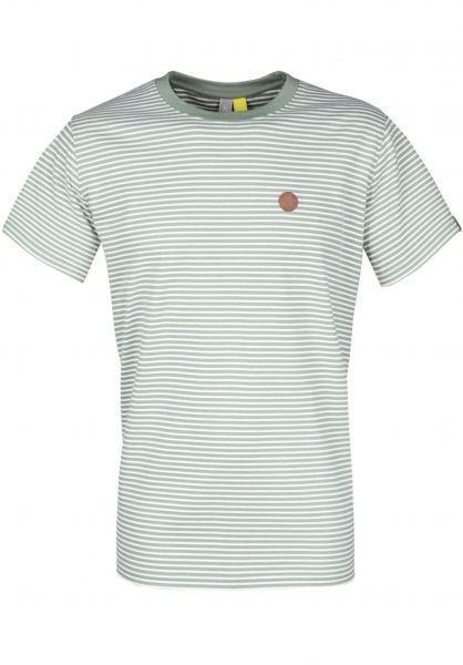 alife and kickin T-Shirts Nic A duststripes vorderansicht 0399930