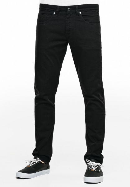 Reell Jeans Spider black Vorderansicht